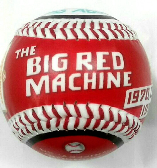 Baseball Legends: The Big Red Machine Baseball