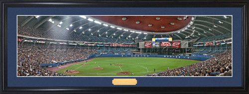 Montreal Expos at Olympic Stadium Panoramic Poster