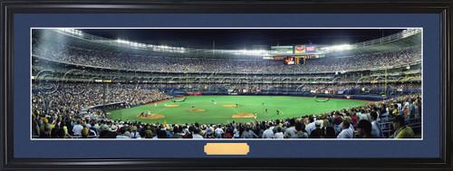 "Pittsburgh Pirates ""Last Game"" at Three Rivers Stadium Panoramic Poster"