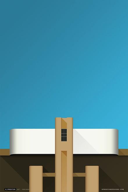Texas A&M Aggies - Kyle Field Simple Print