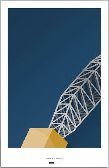 Dallas Cowboys - AT&T Stadium Art Poster
