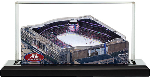 Washington Capitals - Capital One Arena 3D Stadium Replica
