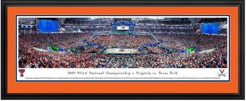 2019 NCAA® Final Four® Tip-off Basketball Panorama - Virginia Cavaliers