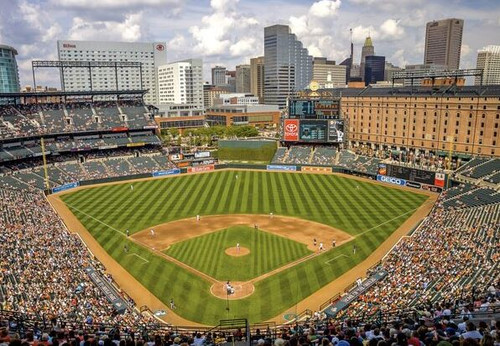 Baltimore Orioles at Camden Yards Print