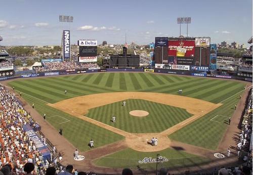 New York Mets at Shea Stadium Print