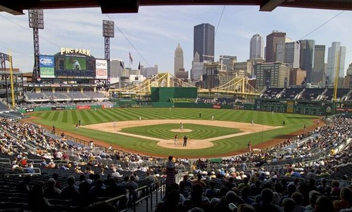 Pittsburgh Pirates at PNC Park Print