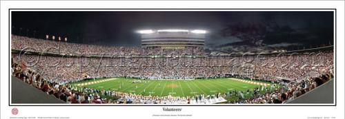 Tennessee Volunteers Neyland Stadium Panoramic Poster