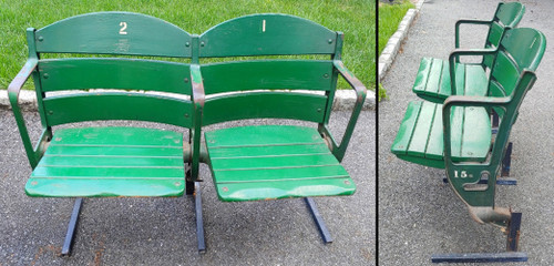 Wrigley Field Seat Pair - Chicago Cubs