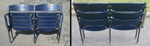 Forbes Field Seat Pair - Pittsburgh Pirates