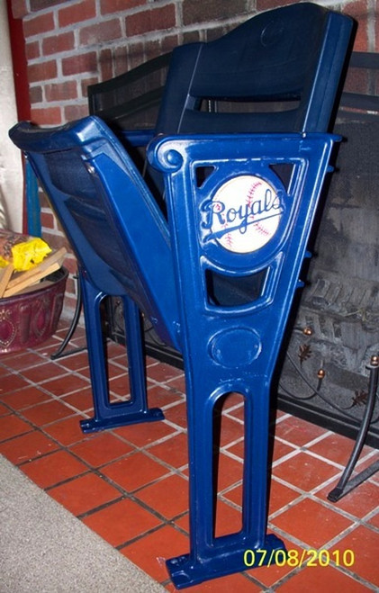 Kauffman Stadium Seat - Kansas City Royals