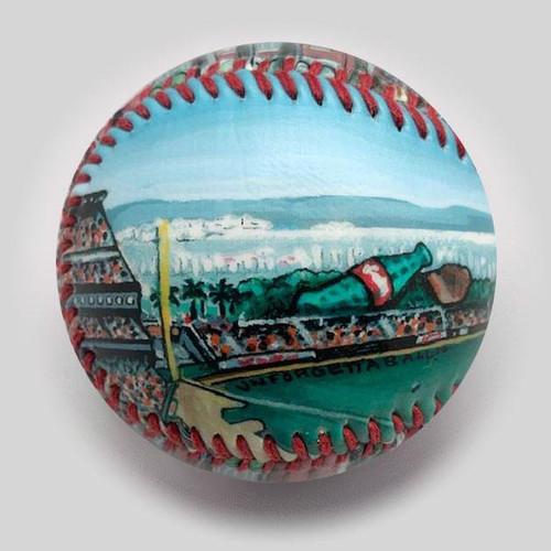 Oracle Park Stadium Baseball