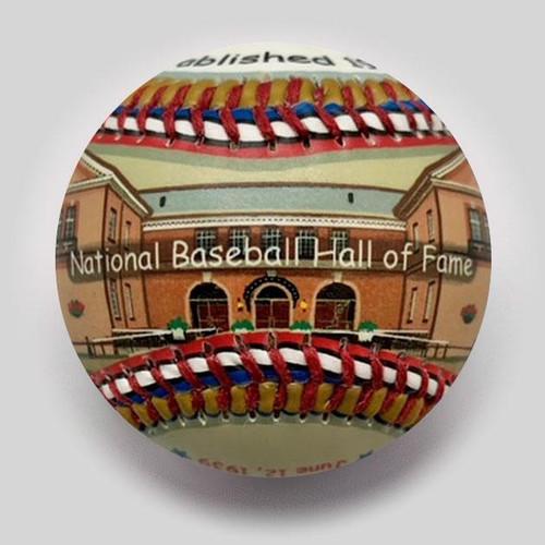 National Baseball Hall of Fame Baseball