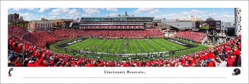 Cincinnati Bearcats at Nippert Stadium Panoramic Poster