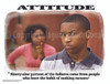 attitude- Inspiring Change, African American , Equality, Diversity Series Poster Image