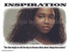 (Inspiration) Inspiring Change, African American , Equality, Diversity Series Poster Image
