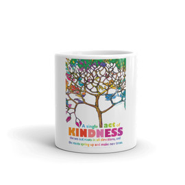 Kindess- Amelia Earhart Mug