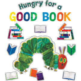 Hungry for a Good Book Bulletin Board