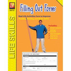 Life Skills Activities work sheets