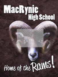 Ram - School Spirit Mascot