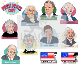 Presidents Day Collection