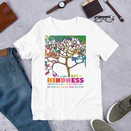 Kindness - Short-Sleeve Unisex T-Shirt