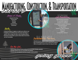 Manufacturing, Construction & Transportation  Careers