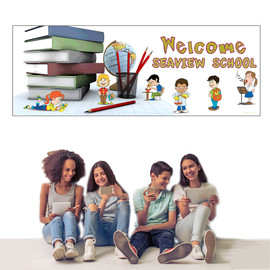 Welcome Books Banner