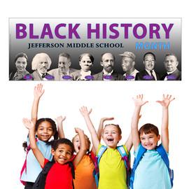 Celebrate Black History Banner