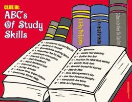 Clue In: ABC's of Study Skills Curriculum Kit