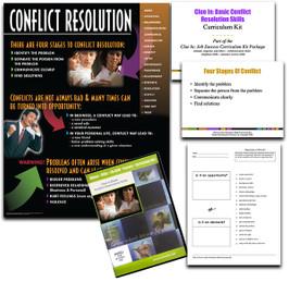 Clue In: Basic Conflict Resolution Skills Curriculum Kit