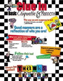 Clue In: Basic Etiquette & Manners Curriculum Kit