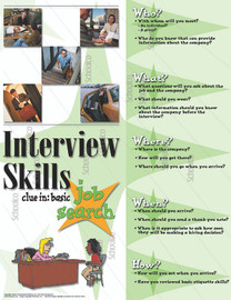Clue In: Basic Interview Skills Curriculum Kit