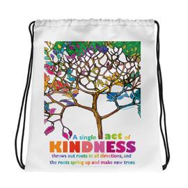 Kindness - Drawstring bag