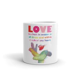 Love - Shades of Inspiration - Mug