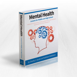 Mental Health Lessons for Middle and High School Teacher Lesson Curriculum binder