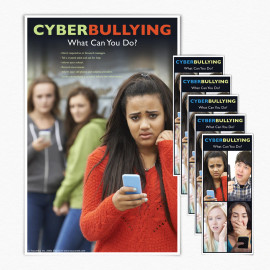 Cyber Bullying Poster and/or Fact Cards