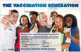 Vaccination Generation Poster