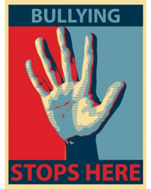 03-PS74-5 Bullying Stops Here