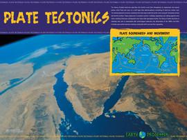 Plate tectonics earth processes
