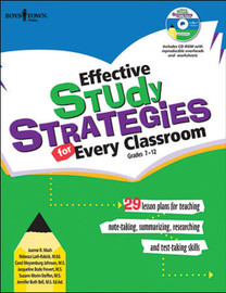 Effective Study Strategies for Every Classroom product image