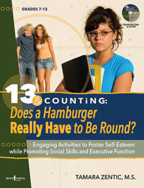 13 & Counting: Does a Hamburger Really Have to Be Round?