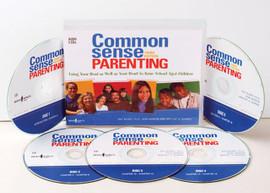 Common Sense Parenting 3rd Edition Audiobook
