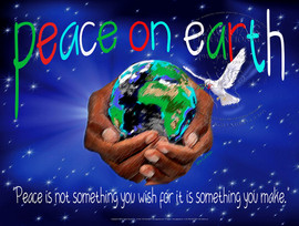 03-PS132-4 Peace On Earth