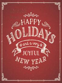03-PS132-6 Joyful New Year