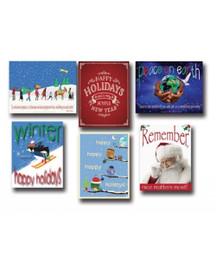 December Holiday Helpers Series 6