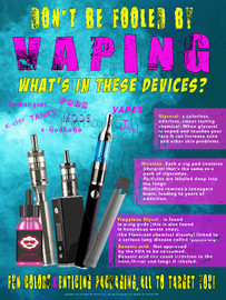 03-PS167-1 Don't Be Fooled By Vaping