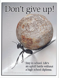 03-PS75-4 Don't Give Up