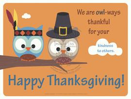 03-PS130-5 Thanksgiving Wisdom