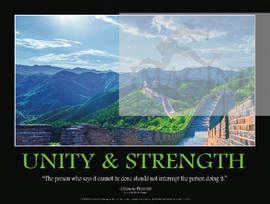 03-PS144-1 Unity & Strength