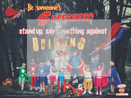 03-PS170-4 Be Someone's Superhero